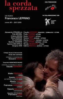 LA CORDA SPEZZATA  - Un film di Francesco Leprino