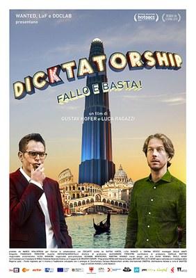Luca Ragazzi e Gustav Hofer presentano DICKTATORSHIP! - Fallo e basta