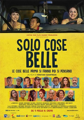 SOLO COSE BELLE al Teodolinda di Monza - presentato dallo sceneggiatore ANDREA VALAGUSSA
