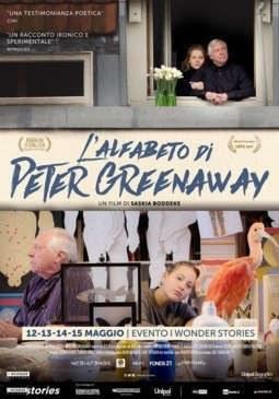 Lalfabeto di peter greenaway