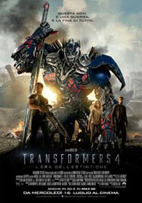 Transformers 4 - L'era dell'estinzione 3D