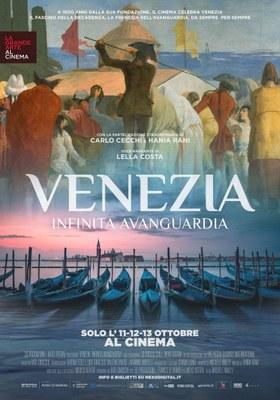 Venezia - infinita avanguardia