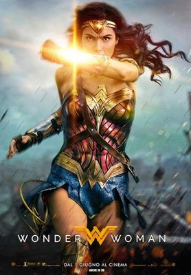 Wonder woman Atmos
