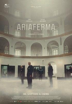 ARIAFERMA: LEZIONE DI CINEMA CON IL REGISTA E IL CAST