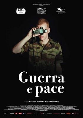 GUERRA E PACE: Anteprima con i registi
