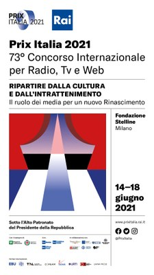 PRIX ITALIA 2021 ad AriAnteo Palazzo Reale