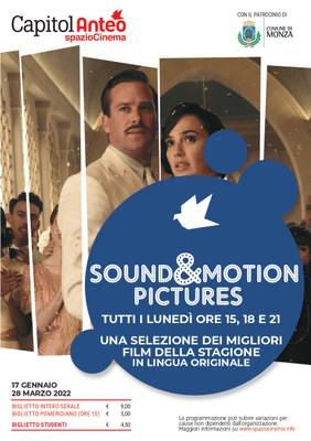 Riprende Sound&Motion Pictures 2020 Monza